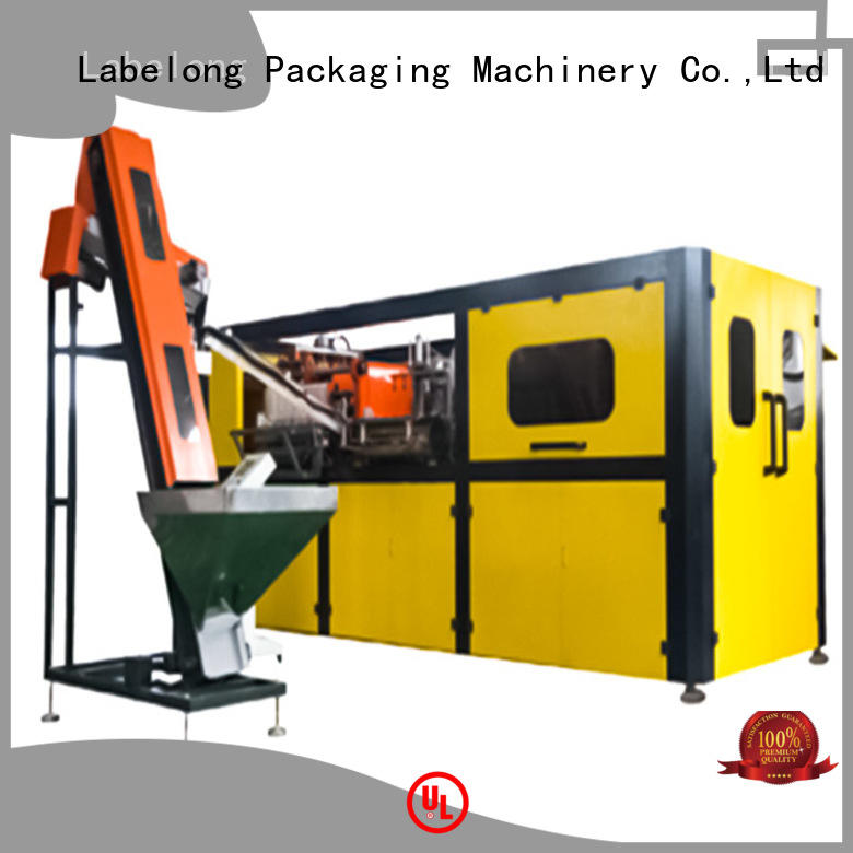 Labelong Packaging Machinery full automatic bottle blowing machine energy saving for csd