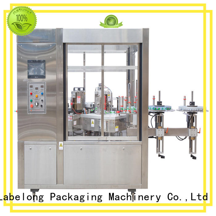Labelong Packaging Machinery suitable opp hot melt glue labeling machine with hgh efficiency for cosmetic