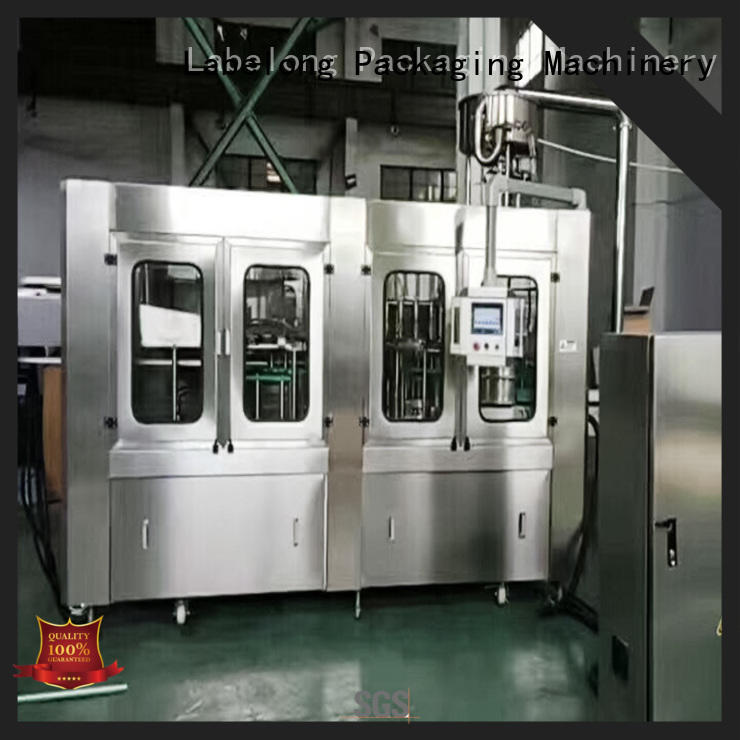 Labelong Packaging Machinery juice filling machine good looking for flavor water