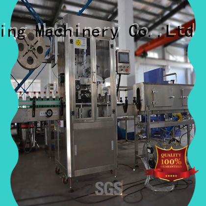 Labelong Packaging Machinery effective labeling machine with touch screen for beverage