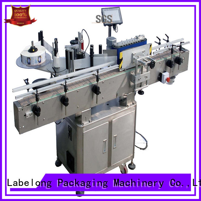 high-tech labeling machine manufacturer with touch screen for chemical industry