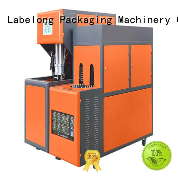 Labelong Packaging Machinery automatic bottle blowing machine linear template for csd