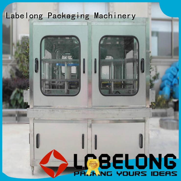 Labelong Packaging Machinery water filling machine good looking for still water