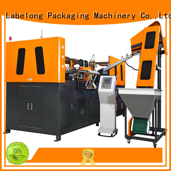 dual boots automatic pet blowing machine energy saving for drinking oil