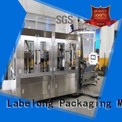 Labelong Packaging Machinery high quality juice filling machine easy opearting for wine