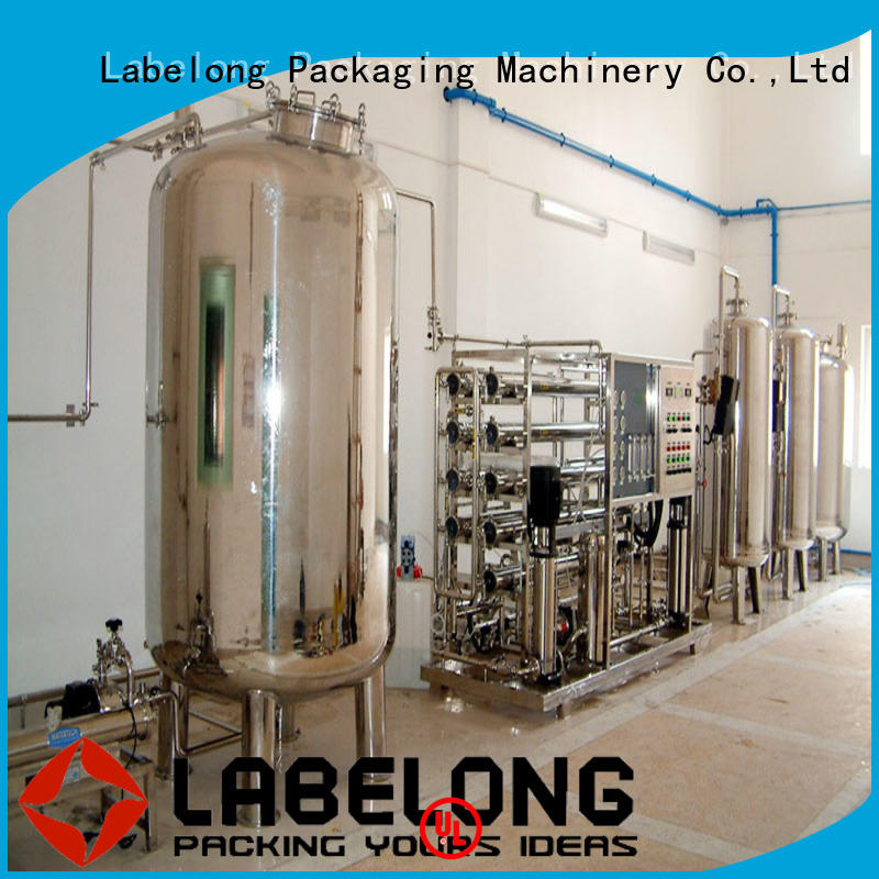 Labelong Packaging Machinery uf water purifier filter core for pure water