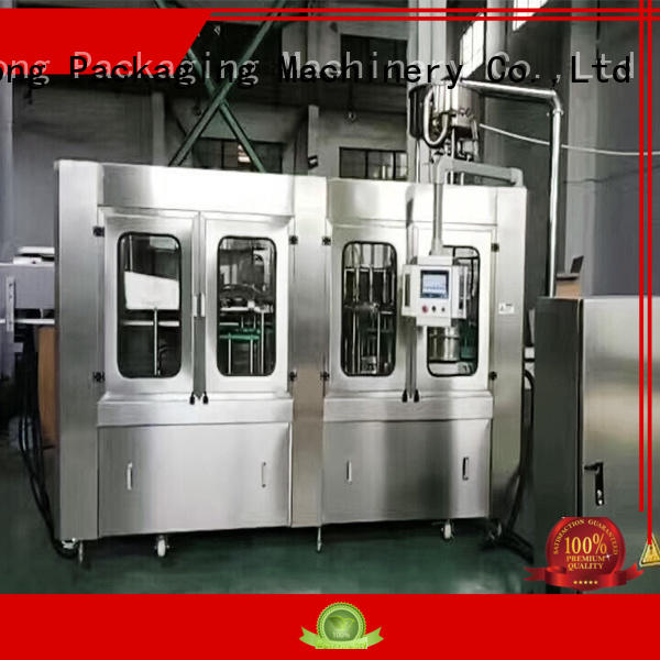 automatic water bottle filling machine good looking for mineral water, for sparkling water, for alcoholic drinks