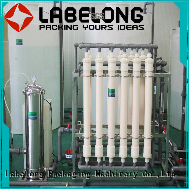 Labelong Packaging Machinery water purifier embrane for mineral water