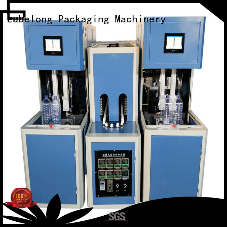 automatic blow molding machine linear template for pet water bottle Labelong Packaging Machinery