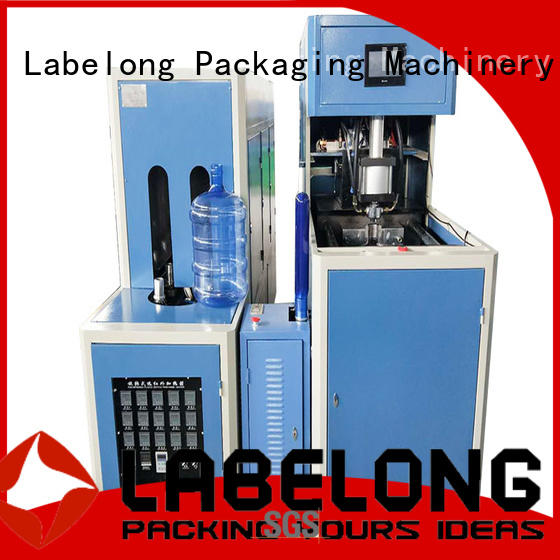 Labelong Packaging Machinery automatic pet bottle blowing machine with hgh efficiency for drinking oil