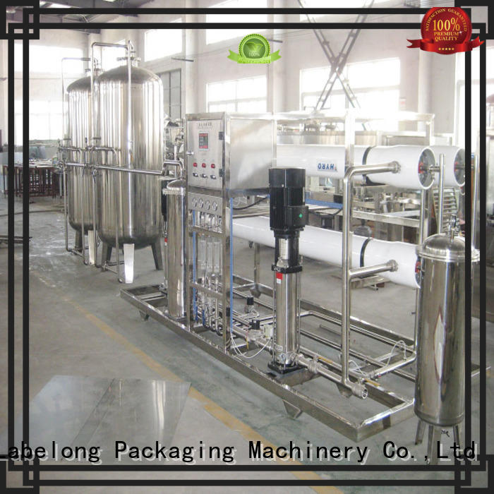 multiple filters uf water treatment machine ultra-filtration series for beverage's water