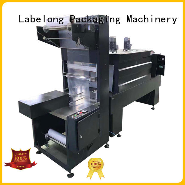 Labelong Packaging Machinery effective packing machine plc control system for plastic bottles for glass bottles