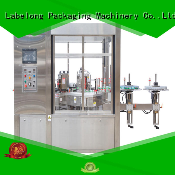 effective labeling machine manufacturer with high speed rate for chemical industry