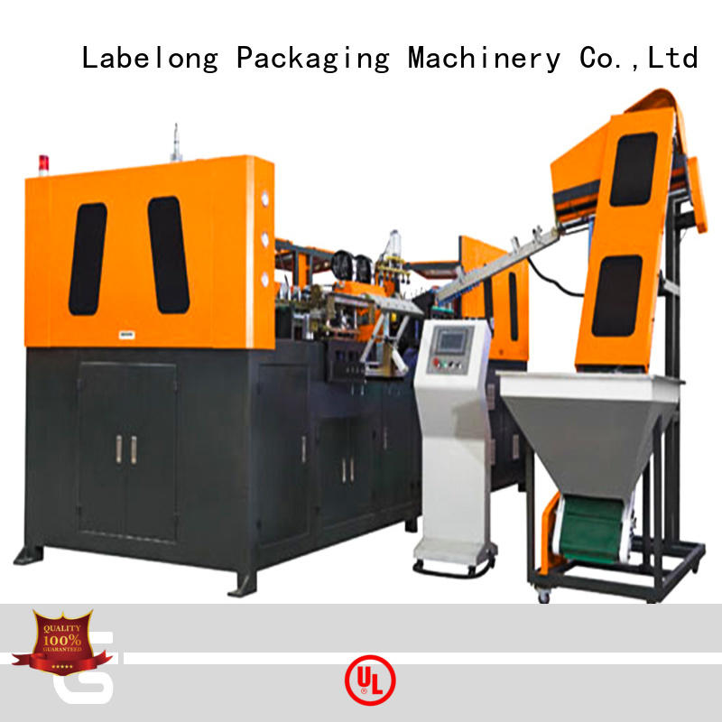 Labelong Packaging Machinery automatic bottle blowing machine with hgh efficiency for csd
