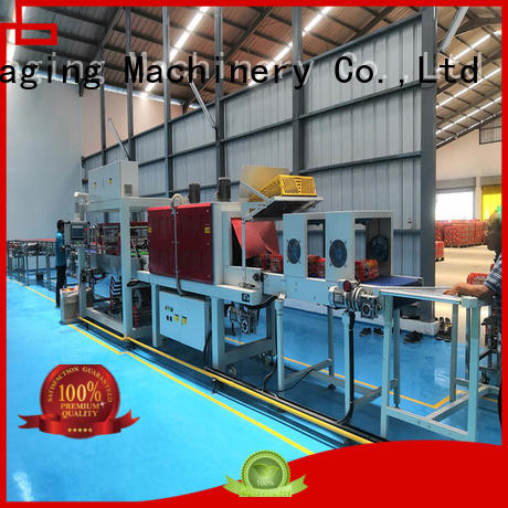 Labelong Packaging Machinery automatic shrink packaging machine plc control system for jars