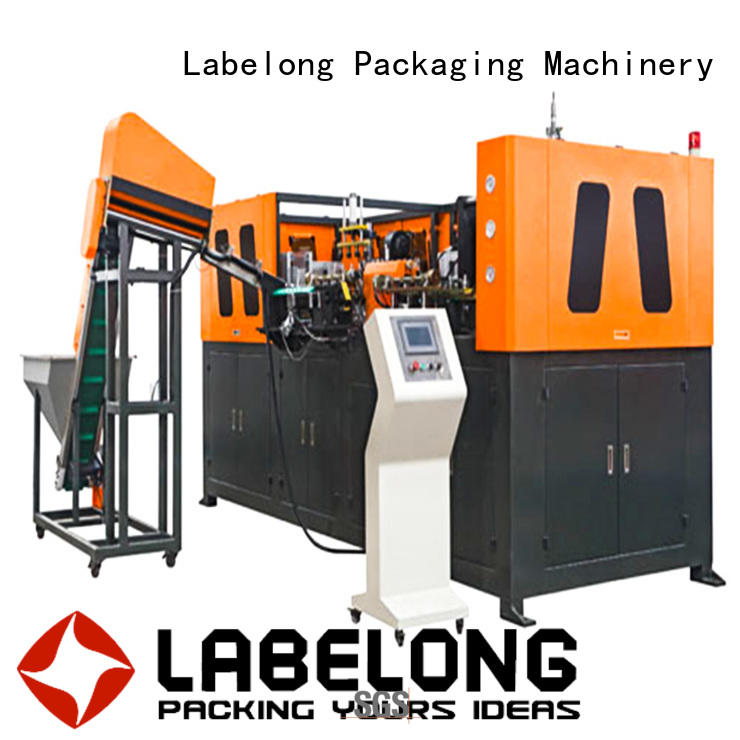Labelong Packaging Machinery automatic blow molding machine with hgh efficiency for drinking oil