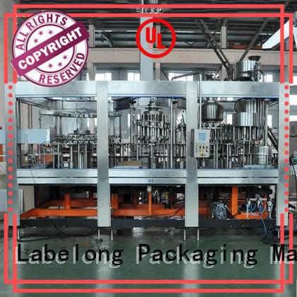 5 gallon bottle filling machine easy opearting for flavor water Labelong Packaging Machinery