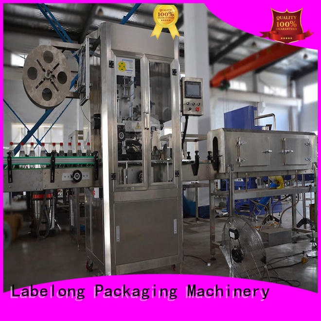 effective hot-melt glue labeling machinewith hgh efficiencyfor spices