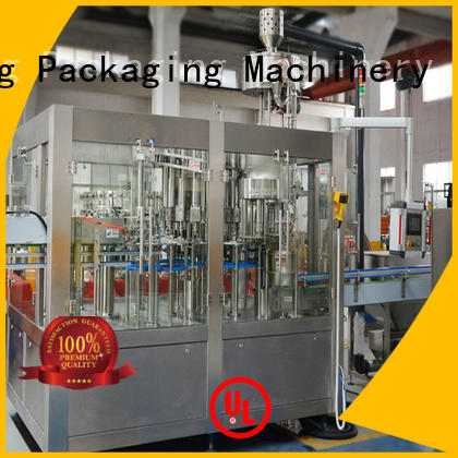Labelong Packaging Machinery intelligent water filling machine compact structed for flavor water